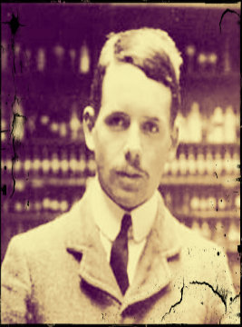 Henry Moseley, determined the number of protons in an element.